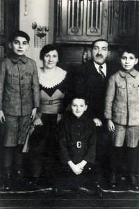 משפחת וודיסלבסקי 1930