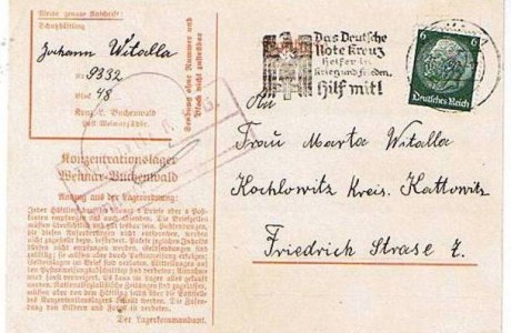 מחנה ריכוז בוכנוואלד